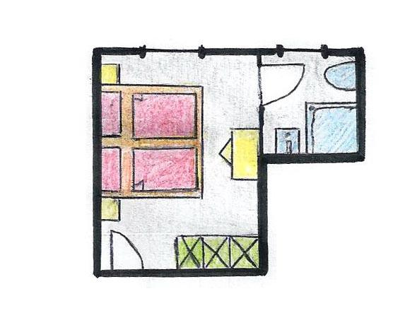 Appartamenti marerhof vacanze agriturismo appartamenti for Sognare asciugamani